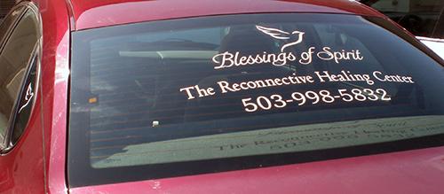 Blessinigs of Spirit