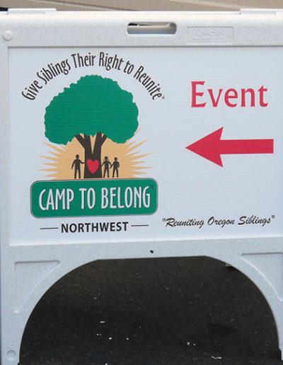 Camp To Belong