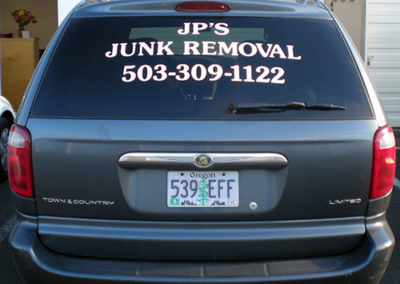 JP's Junk Removal