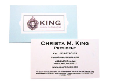 King Consulting