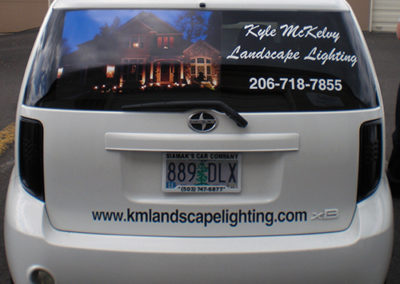 Kyle McKelvy Landscape Lighting