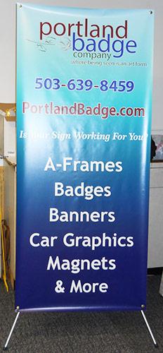 Portland Badge