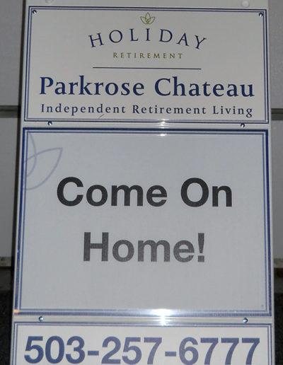 Parkrose Chateau