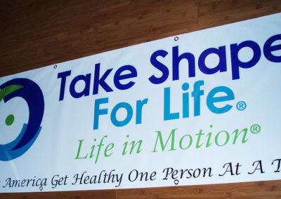 Take Shape For Life