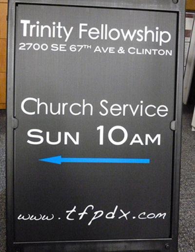Trinity Fellowship