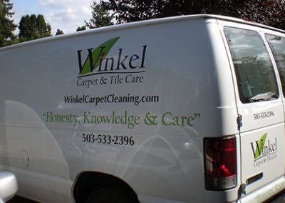 Winkel Carpet & Tile Care